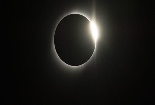 ظاهرة فلكية نادرة الحدوث يمكن أن تغرق الأرض بظلام دامس