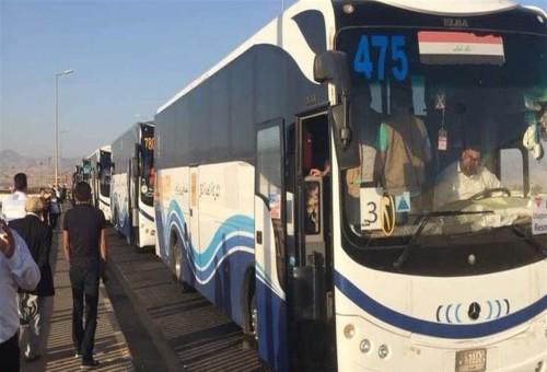 الهجرة تعيد اكثر من 150 لاجئا عراقيا من تركيا