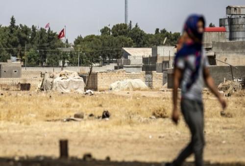 الاعلام التركي :انفجار في بلدة رأس العين شمال سوريا بعد تحليق لطيران حربي