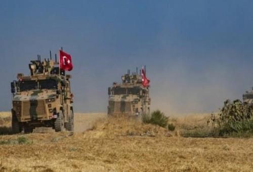 تركيا تعلن بدء الهجوم البري شمالي سوريا
