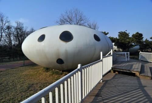 """الصين تصنع نموذج """"صحن قتالي طائر"""""""