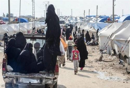 """3500 ارهابي عراقي محتجزون لدى """"قسد"""" وتحذير من تنفيذ داعش عمليات بالهول"""