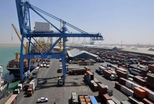 توقف العمل في ميناء خور الزبير