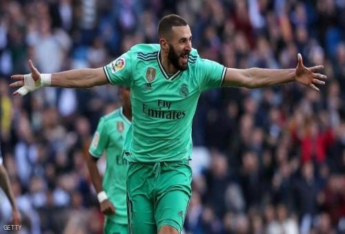 ريال مدريد يتربع على صدراة الدوري الاسباني  بفوز مستحق على اسبانيول 2-0