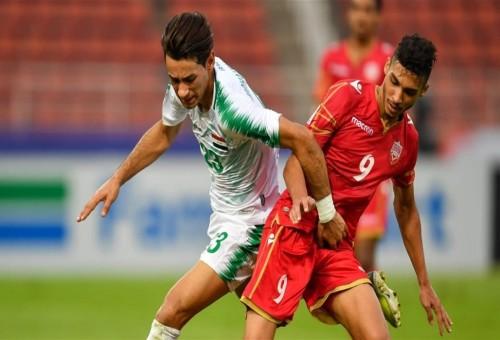 عقدة البحرين تنال من الأولمبي في نهائيات آسيا تحت 23 عاماً