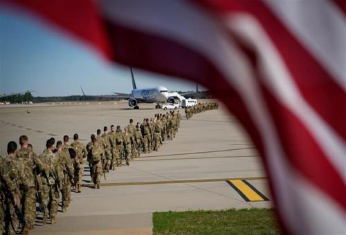 موقع روسي: القوات الامريكية ستتواجد في العراق ضمن حلف الناتو