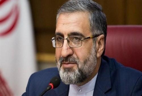 السلطات الإيرانية تحتجز مجموعة الأشخاص للتحقيق في حادث الطائرة الأوكرانية