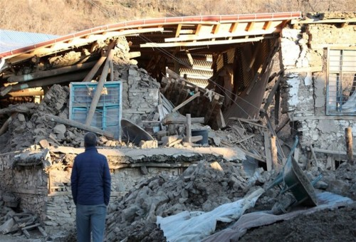 تركيا تعلن حصيلة جديدة لضحايا زلزال شرقي البلاد