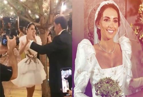 نهاية غير سعيدة في حفل زفاف ملكة جمال لبنان... اليكم ماذا حصل