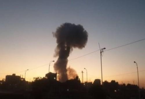 توضيح رسمي بشأن طبيعة انفجار قاعدة سبايكر