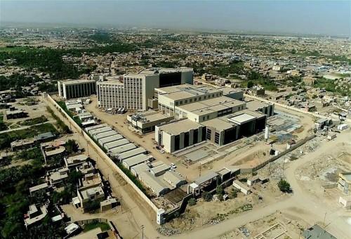 الغزي يوجه بإنجاز المستشفى التركي في ذي قار وتسليمه خلال شهرين