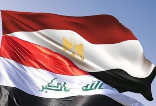 وفد وزاري مصري إلى العراق