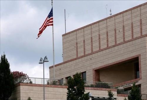 السفارة الأميركية في بغداد تلوّح بعقوبات ضد ايران والسعودية والدول الثمانية