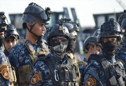 الشرطة الاتحادية تطيح بارهابي نفذ اغتيالات في بغداد