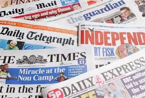 ابرزها كورونا ونهاية نتنياهو.. أبرز عناوين الصحف العالمية لليوم الخميس