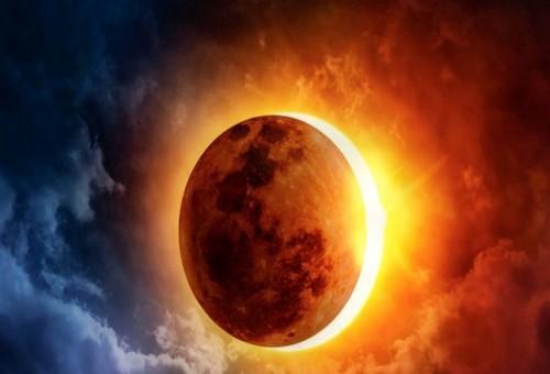 ترقبوا كسوفاً شمسياً على شكل حلقة نار!