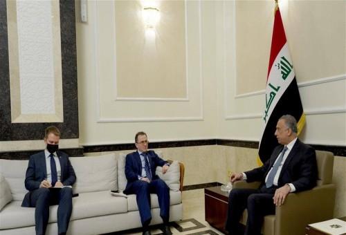 الكاظمي والسفير الروسي يناقشان تحضيرات انعقاد اللجنة الوزارية العراقية الروسية