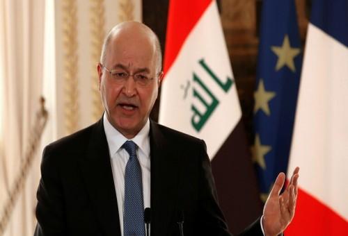 """""""واشنطن بوست"""": الرئيس العراقي بين المستهدفين ببرنامج التجسس الإسرائيلي"""