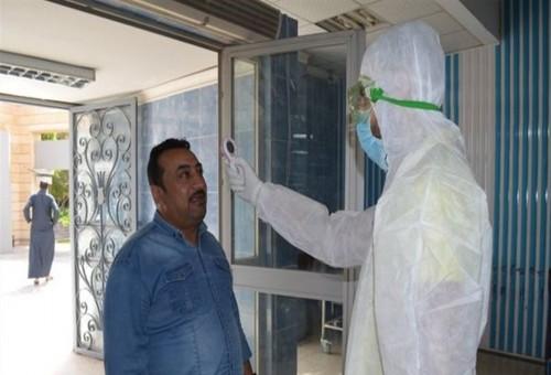 بعد تزايد الاصابات بكورونا.. تحويل مستشفى في بغداد الى مركز للعزل