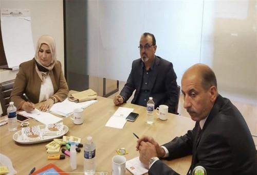 التربية تناقش انضمام العراق لعضوية الهيئة الدولية للاختبارات