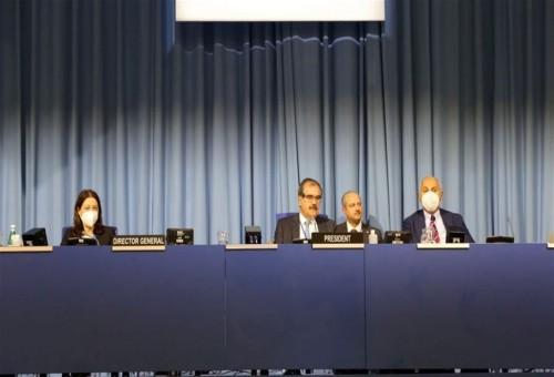 العراق يترأس جلسة مناقشات أعمال مؤتمر للوكالة الدولية للطاقة الذرية