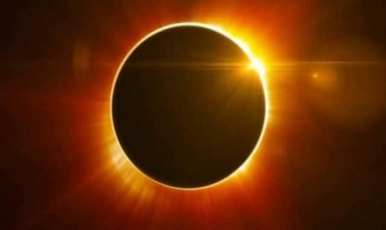بعد خسوف القمر.... الارض تشهد ظاهرة فلكية نادرة